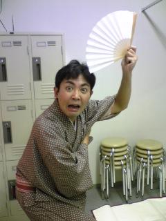 【東西二世落語家競演会】