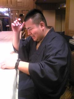 鳳志兄さん、おめでとう!