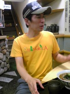 ジョニーは桃源郷へ行った…。