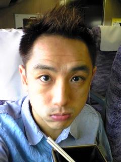 帰京中です。