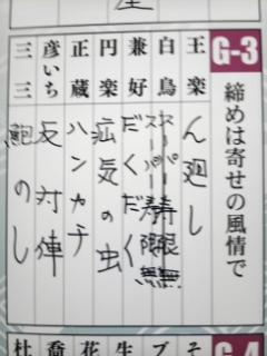 【博多・天神落語まつり】最終日