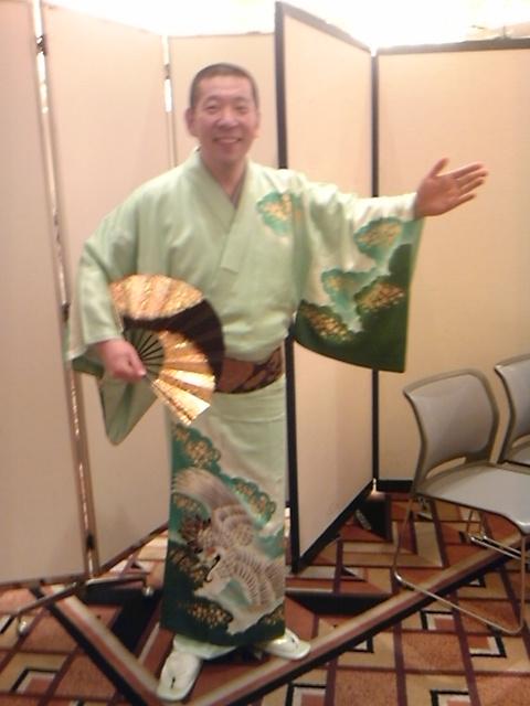 ビバ!日本香堂ツアー♪ 〜3日目は、札幌〜