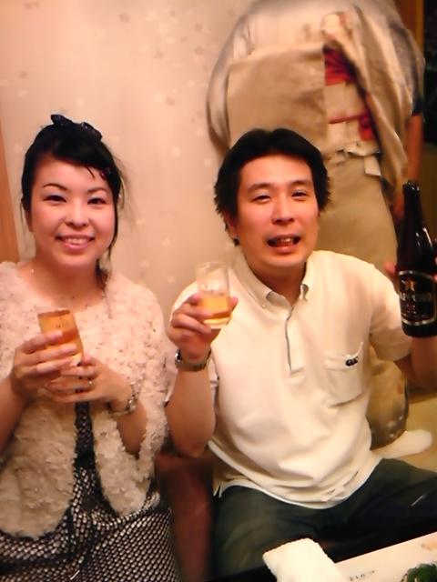 寿・結婚40<br />  周年!