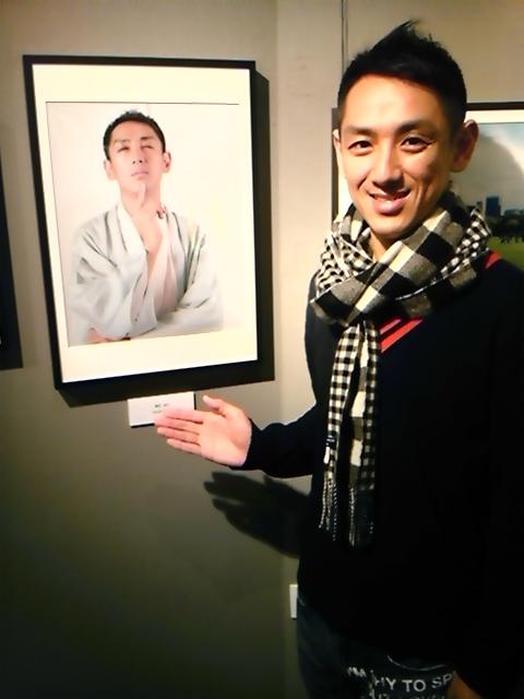 原田くんの写真。