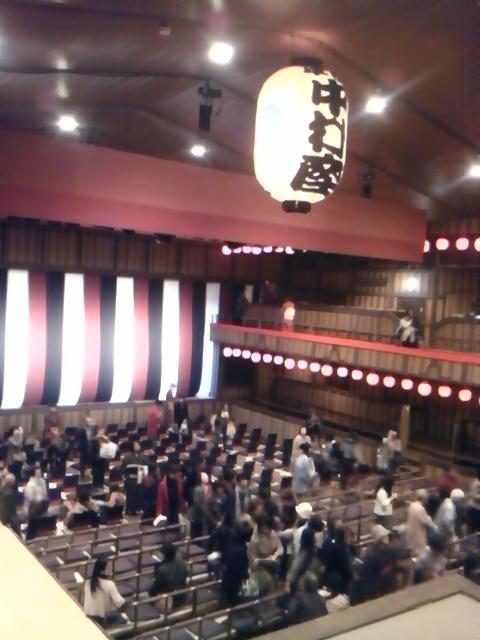 歌舞伎と落語にまみれてる。