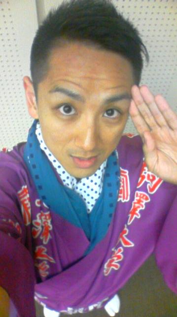 阿波踊り、再び…!