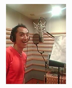 いよいよレコーディング!  2